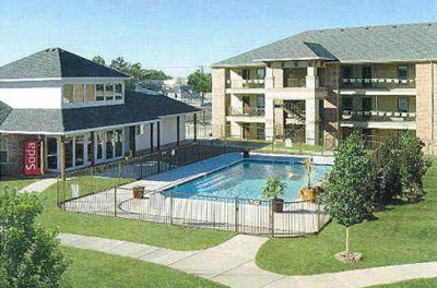 Pool at Listing #135777