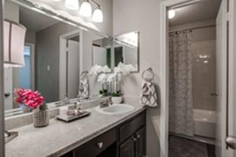 Bathroom at Listing #136192