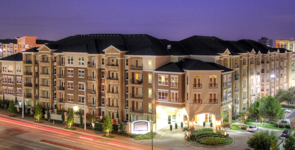 Villa Piana Apartments Dallas Tx