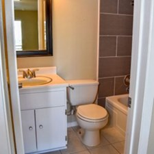Bathroom at Listing #141197