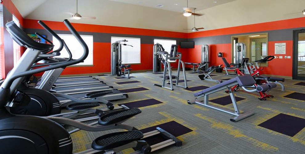 Fitness at Listing #240963