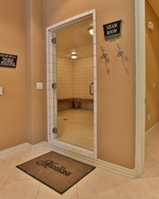 Steam Room at Listing #144944