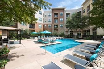 Pool at Listing #146271