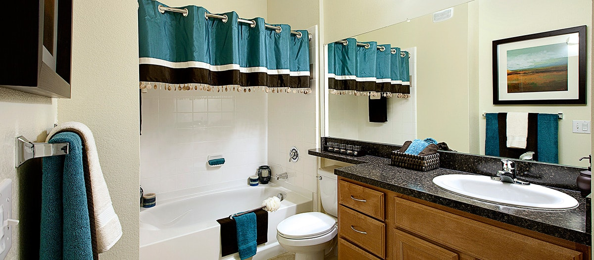 Bathroom at Listing #152238