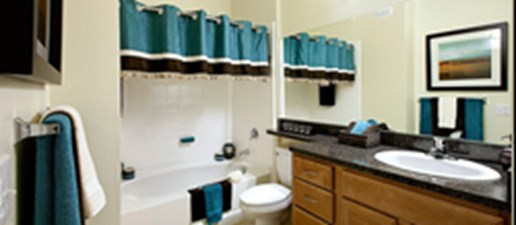 Bathroom at Listing #152238