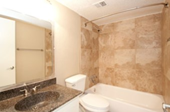 Bathroom at Listing #136898