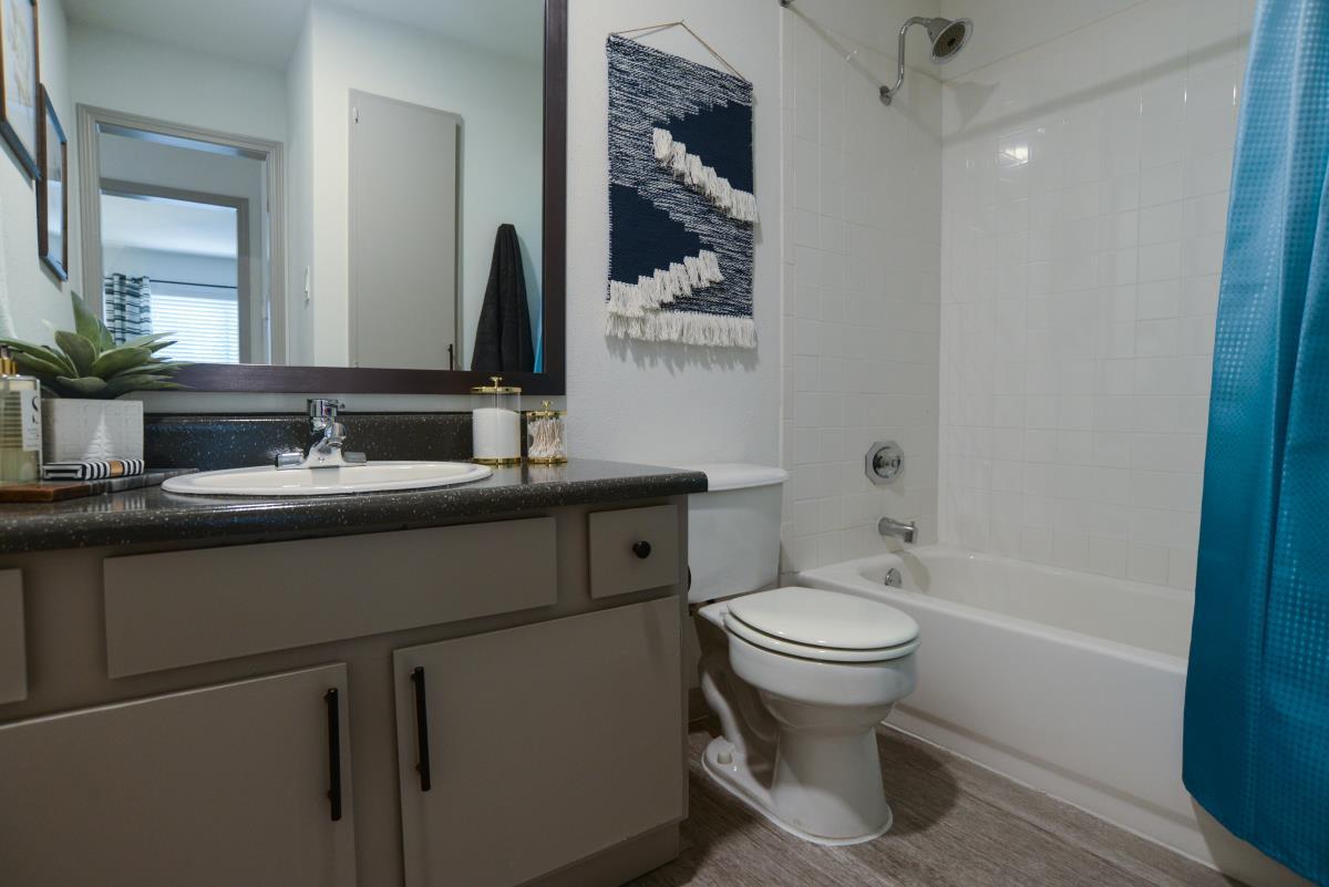Bathroom at Listing #140208