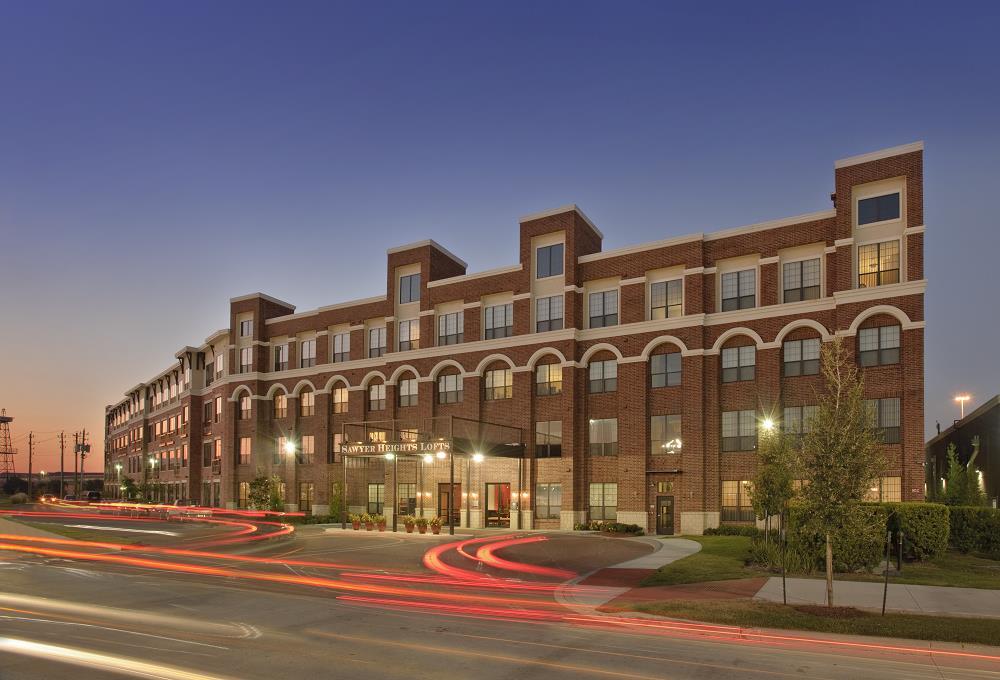 Sawyer Heights Lofts Apartments Houston, TX