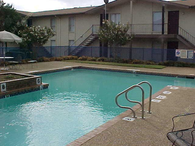 Pool Area at Listing #136333