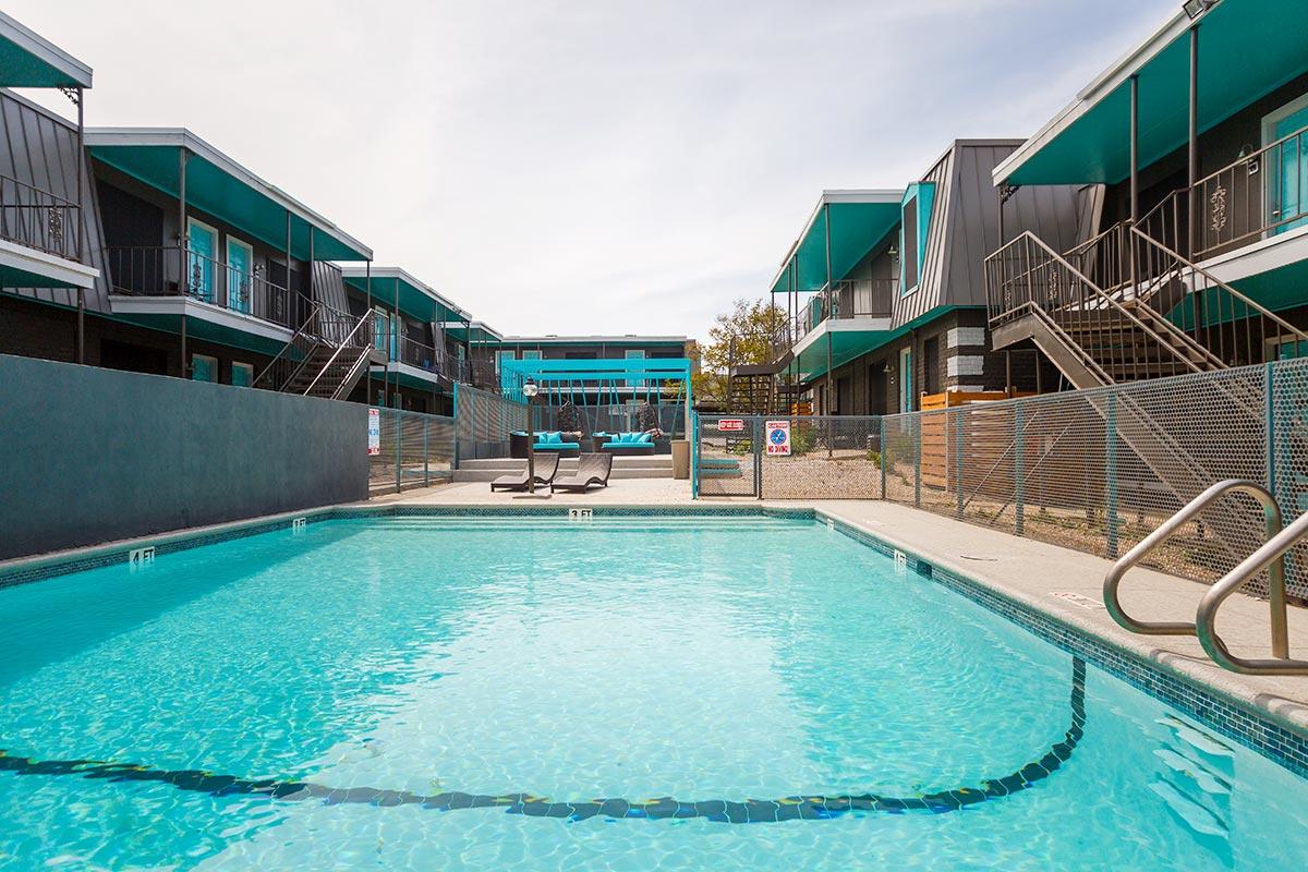 Pool at Listing #140846