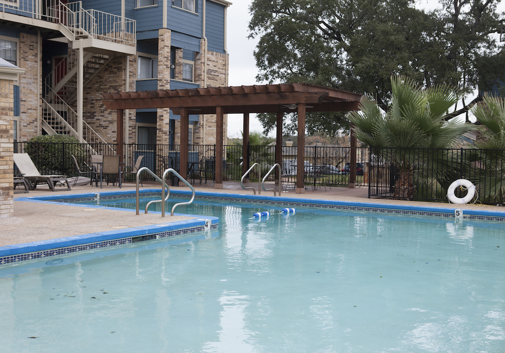 Pool at Listing #140396