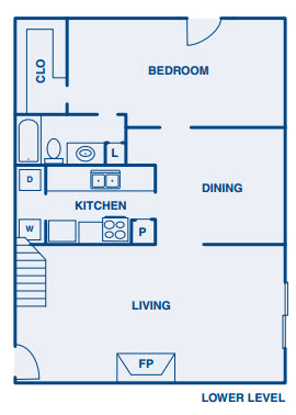 2,330 sq. ft. D2 floor plan
