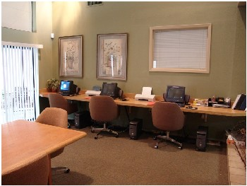 Business Center at Listing #141019