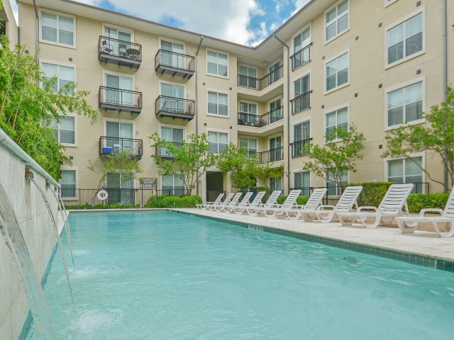Pool at Listing #244518