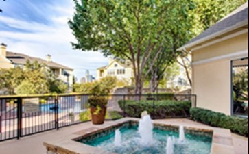 Fountain at Listing #138037