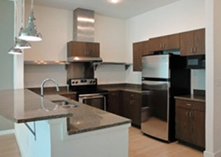 Kitchen at Listing #154385