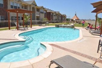 Pool at Listing #235130