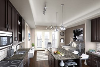 Kitchen at Listing #247343