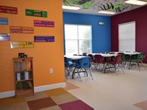 Playroom at Listing #144648