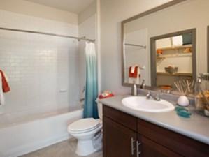 Bathroom at Listing #226850