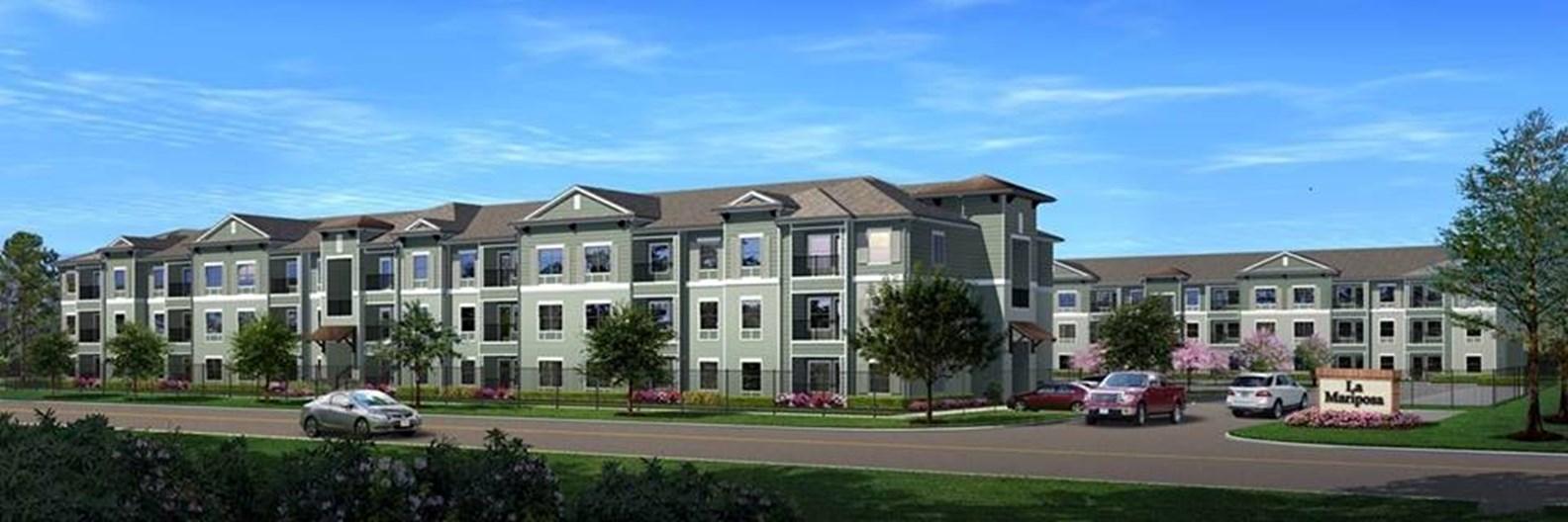 La Mariposa II Apartments