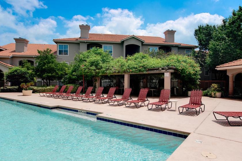 Rancho Palisades Apartments Dallas TX