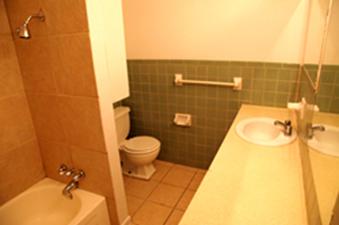 Bathroom at Listing #135676