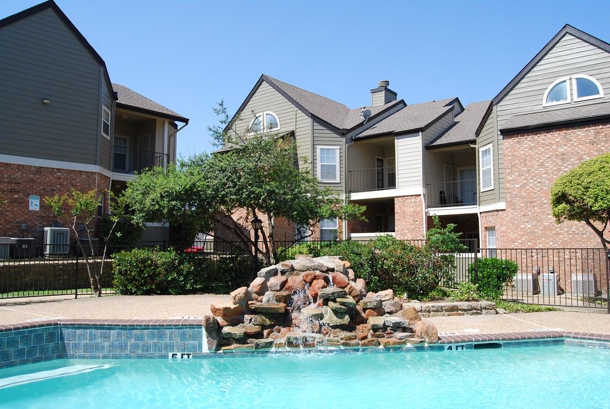 Pool at Listing #135630