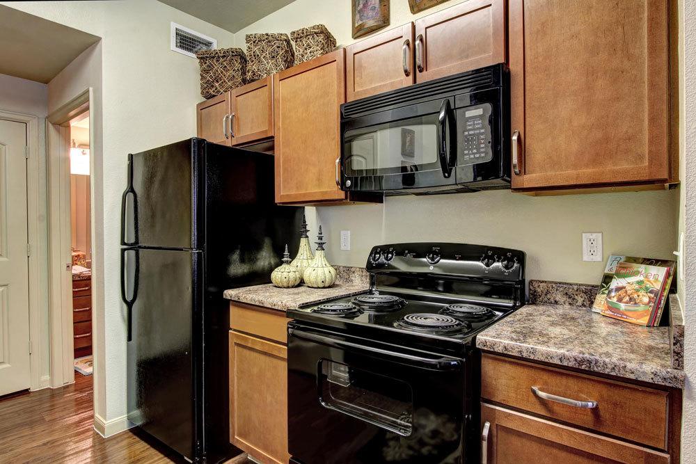 Kitchen at Listing #150445