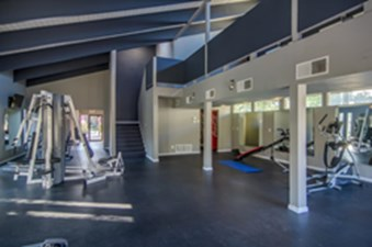 Fitness Center at Listing #141278