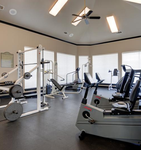 Fitness at Listing #137783