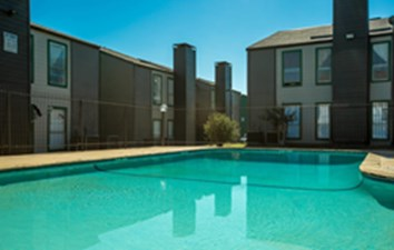 Pool at Listing #136061
