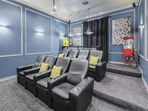 Movie Room at Listing #138926