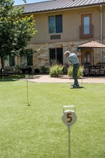 Putting Green at Listing #335972