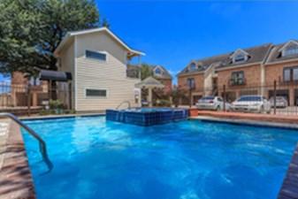 Pool at Listing #139982