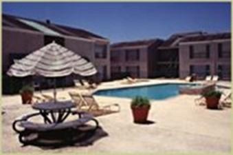 Pool at Listing #139858