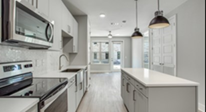 Kitchen at Listing #336574