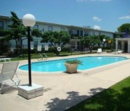 Pool at Listing #140851