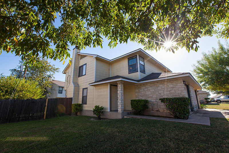 Exterior at Listing #286549