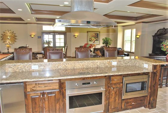 Clubhouse at Listing #137764