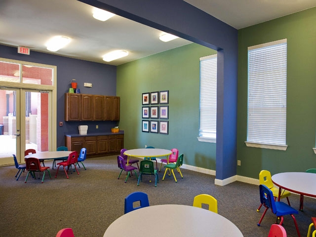 Play Area at Listing #245782