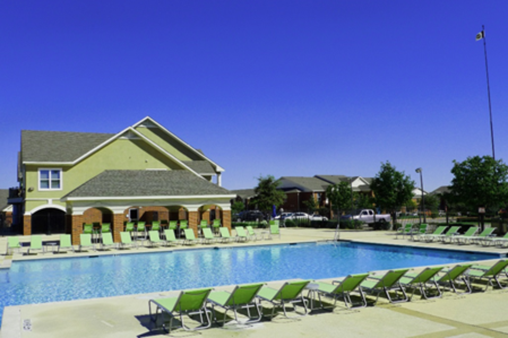 Pool at Listing #144092