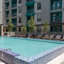 Pool at Listing #243480
