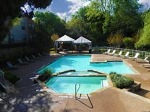 Pool at Listing #135972