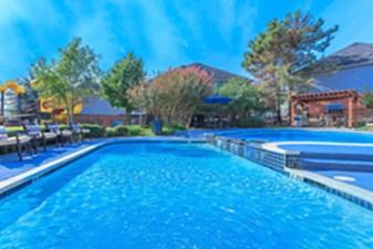 Pool at Listing #137654