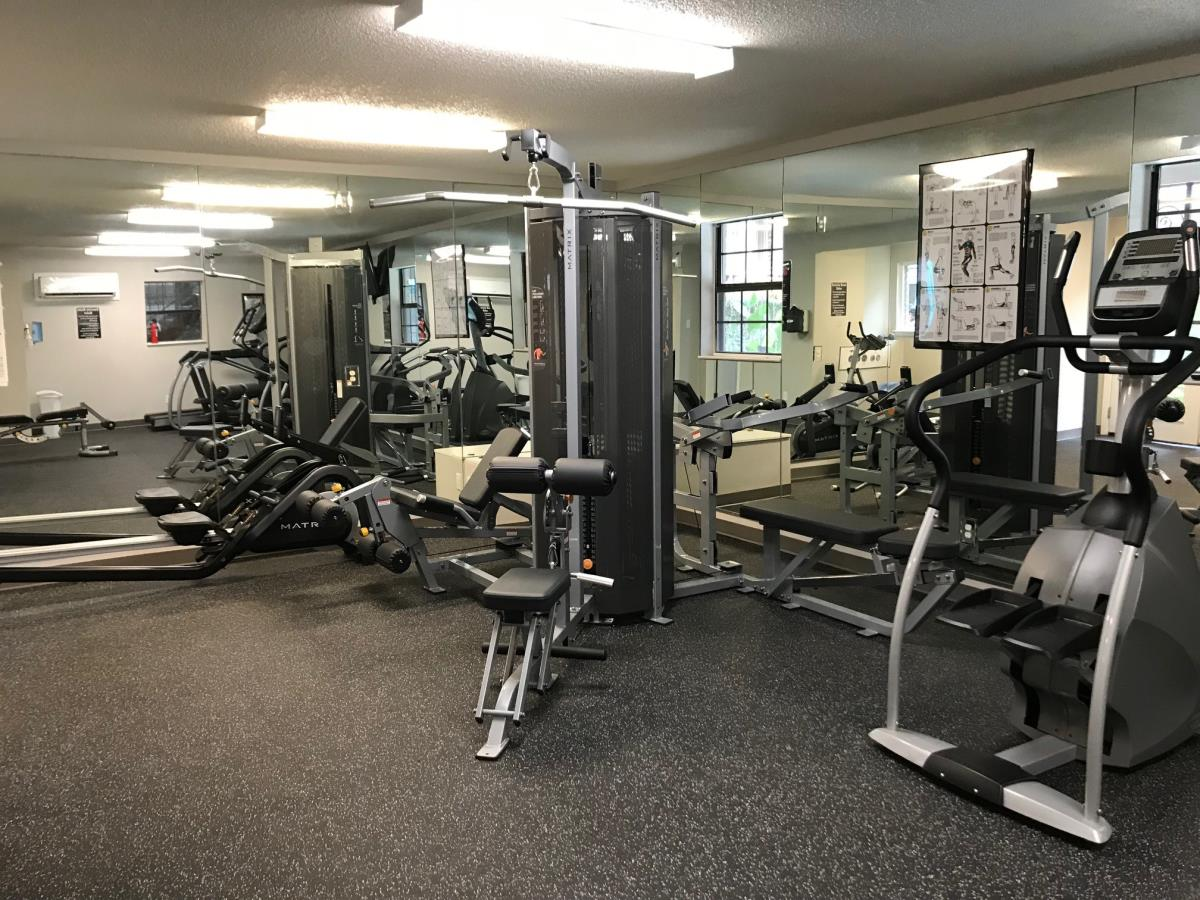 Fitness at Listing #140369