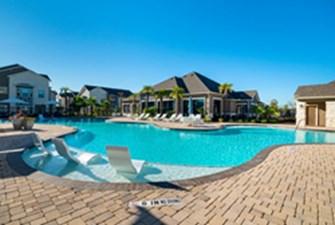 Pool at Listing #309211