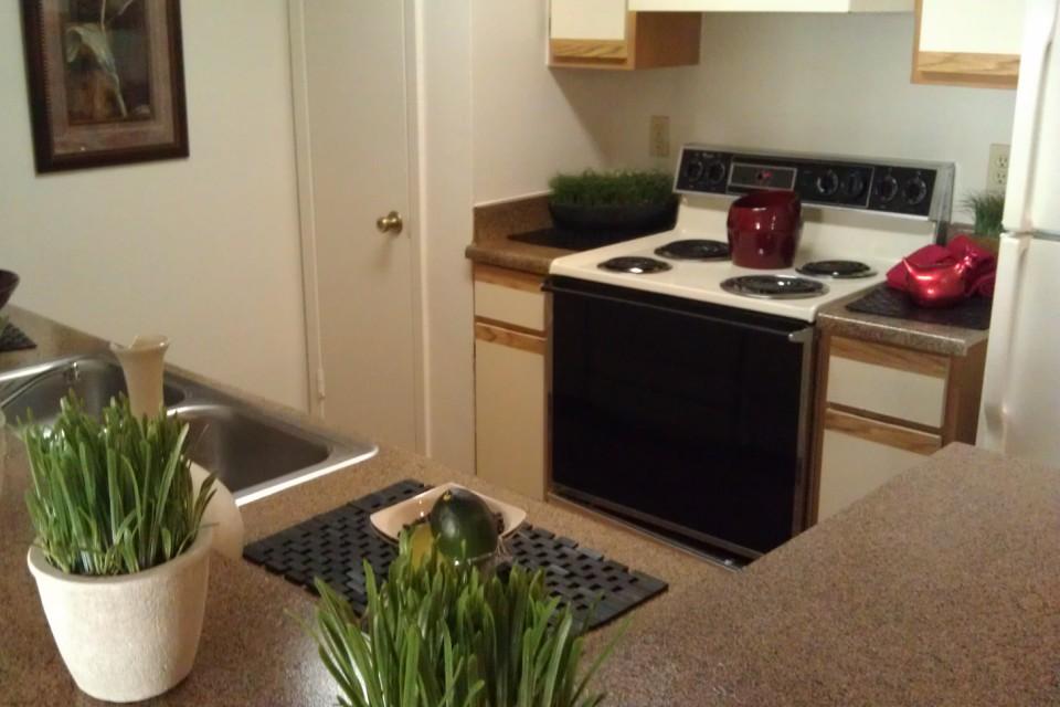 Kitchen at Listing #141271