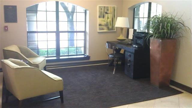 Business Center at Listing #135827
