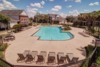 Pool at Listing #140138